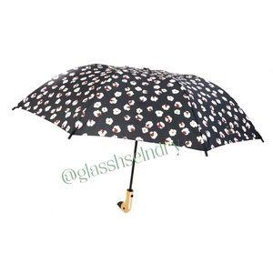 Kate Spade Cherry Blossom Goose Handle Umbrella